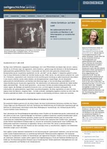 «Homo Sovieticus» auf dem Land _ zeitgeschichte-online S1 Kopie